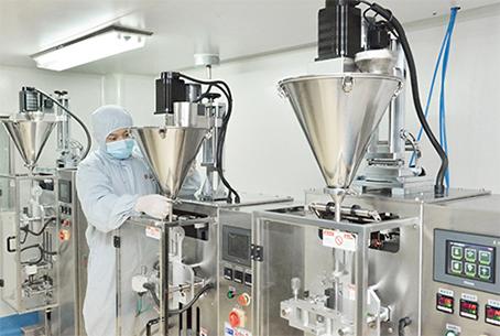 胶原蛋白洁净厂房